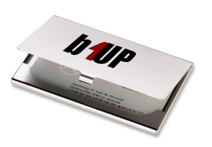 Business Cards Holder | b1UP