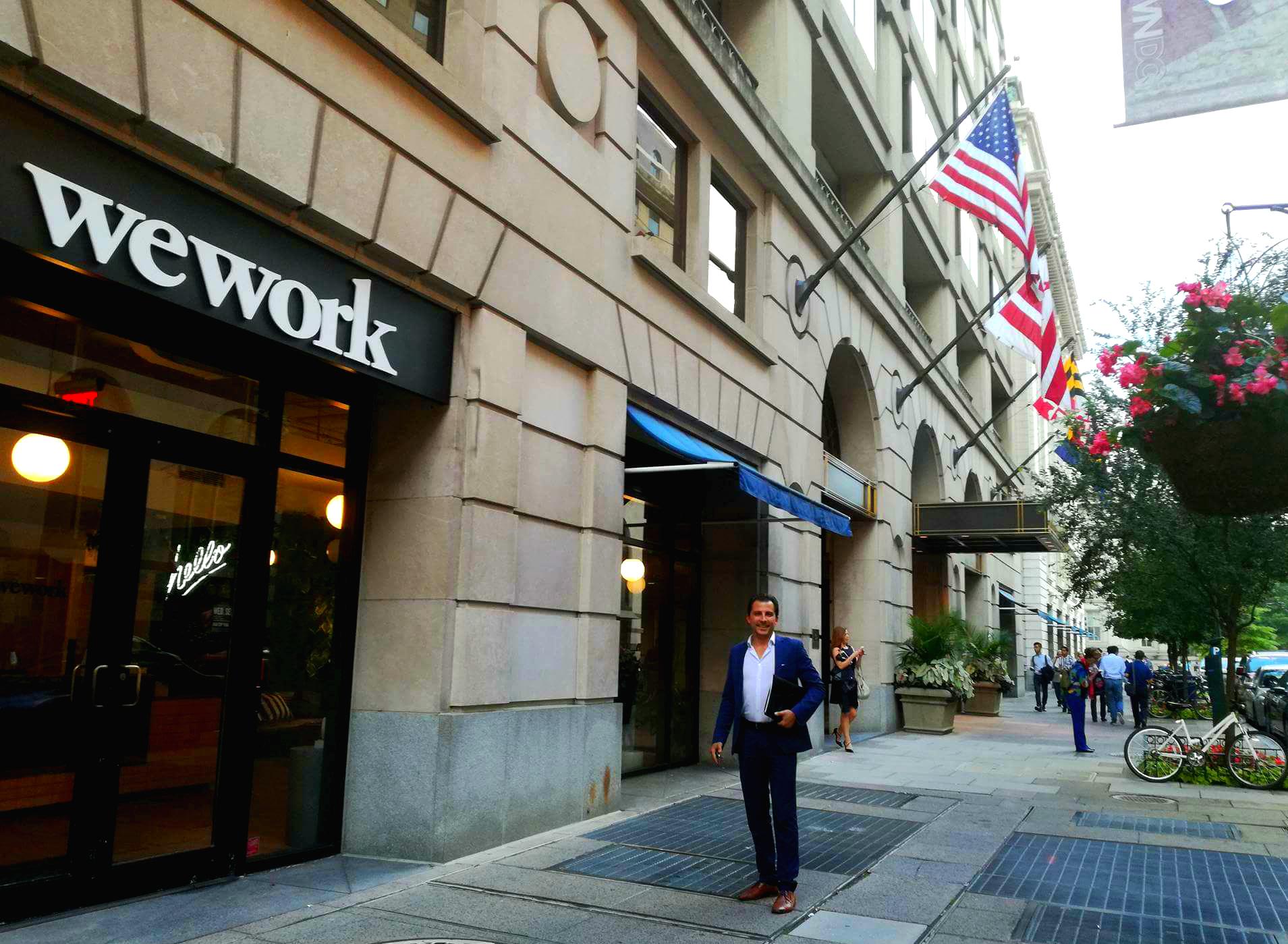 Dechev Business Washington D.C. 2017